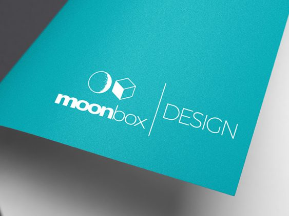 Moonbox Design Logo Design