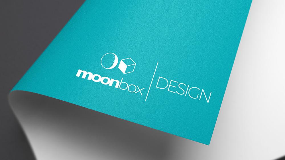 Moonbox Design Logo Design