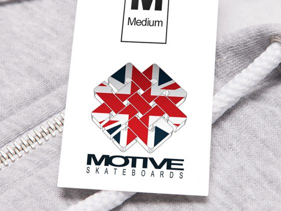 Motive Skateboards Logo Redesign