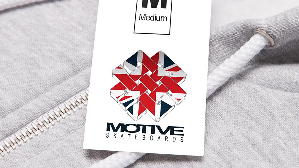 Motive Skateboards Logo Redesign