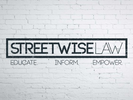 Streetwise Law Logo Design